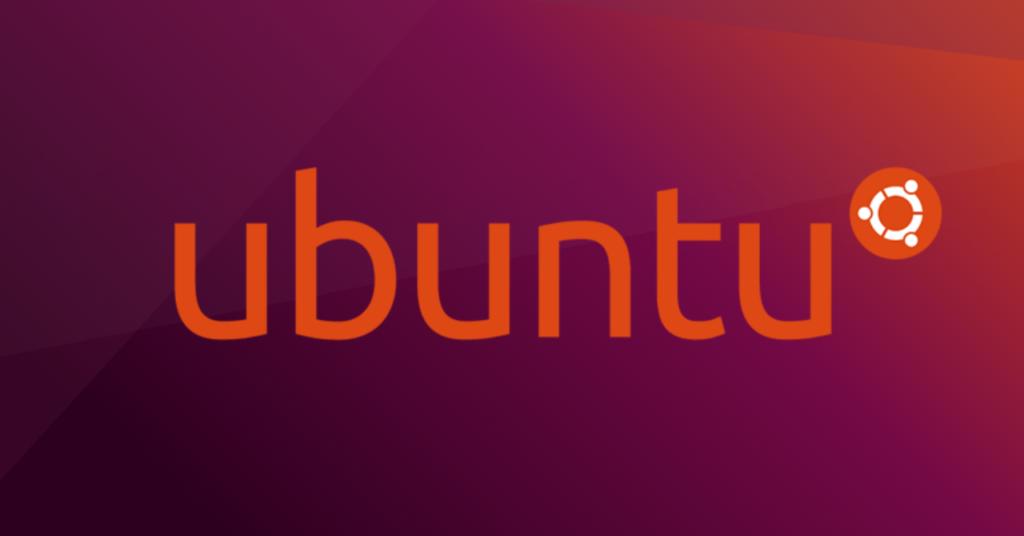 Ubuntuのロゴ画像