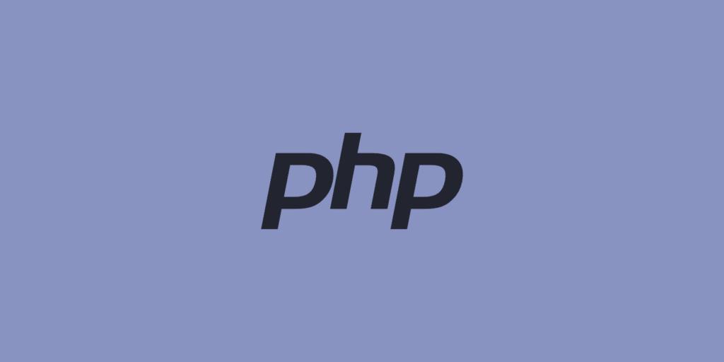 PHPのロゴ画像