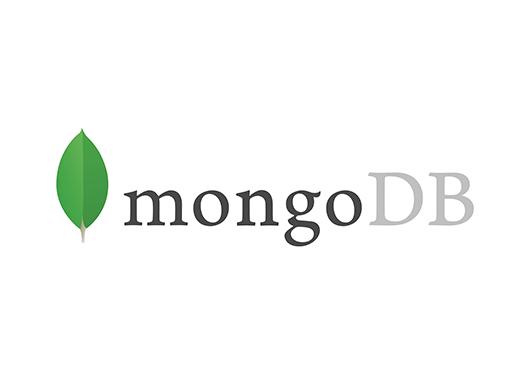 MongoDBのロゴ画像